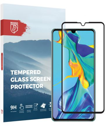 Rosso Huawei P30 9H Tempered Glass Screen Protector Screen Protectors