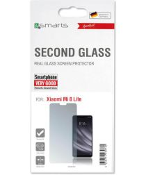 4smarts Second Glass Xiaomi Mi 8 Lite Tempered Glass