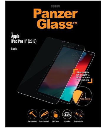 PanzerGlass Apple iPad Pro 11 (2018) Privacy CamSlider Case Friendly