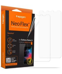 Spigen Neo Flex Samsung Note 9 Screen Protector (2 Pack)