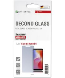 4Smarts Second Glass Xiaomi Redmi 6