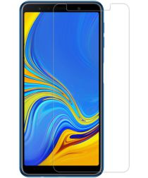 Nillkin Anti-Fingerprint Display Folie Screen Protector Galaxy A7 2018