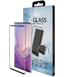 Eiger 3D Tempered Glass Screen Protector Samsung Galaxy S10E Zwart