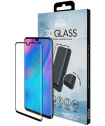 Eiger Tempered Glass Screen Protector Huawei P30 Lite Zwart