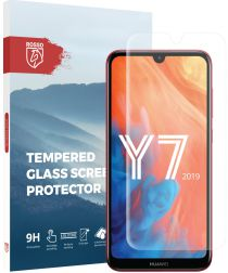 Rosso Huawei Y7 (2019) 9H Tempered Glass Screen Protector