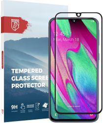 Rosso Samsung Galaxy A40 9H Tempered Glass Screen Protector