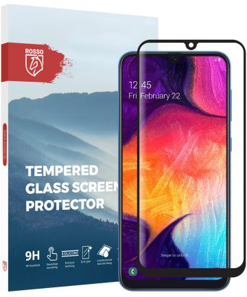 Rosso Samsung Galaxy A50 9H Tempered Glass Screen Protector Screen Protectors