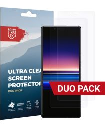 Alle Sony Xperia 1 Screen Protectors