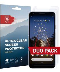 Alle Google Pixel 3A XL Screen Protectors