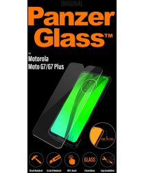 PanzerGlass Motorola Moto G7 / G7 Plus Case Friendly Screenprotector