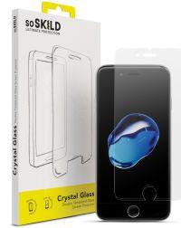 SoSkild iPhone 7 / 8 Tempered Glass Edge to Edge Screenprotector