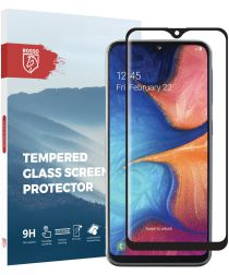 Rosso Samsung Galaxy A20E 9H Tempered Glass Screen Protector