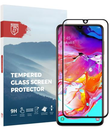Rosso Samsung Galaxy A70 9H Tempered Glass Screen Protector