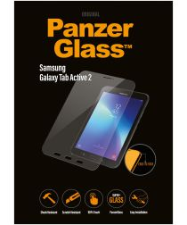 PanzerGlass Samsung Galaxy Tab Active 2 Case Friendly Screenprotector