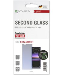 4Smarts Second Glass Limited Cover Sony Xperia 1