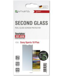 4Smarts Second Glass Limited Cover Sony Xperia 10 Plus
