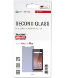4Smarts Second Glass Limited Cover Nokia 1 Plus