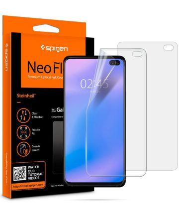 Spigen Film Neo Flex Screen Protector Samsung Galaxy S10 Plus
