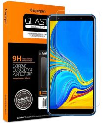 Spigen Galaxy A7 2018 Glass GlastR SLIM HD 1Pack