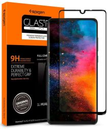 Spigen Huawei P30 Lite Tempered Glass Screen Protector Zwart