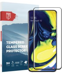Rosso Samsung Galaxy A80 9H Tempered Glass Screen Protector
