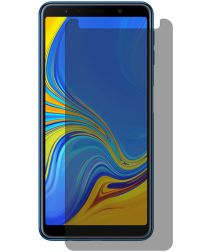 Samsung Galaxy A7 (2018) Privacy Tempered Glass screen protector