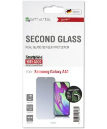 4smarts Second Glass Limited Cover Tempered Glass Samsung Galaxy A40