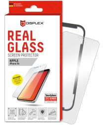 Displex 2D Real Glass + Frame Apple iPhone XR Screen Protector