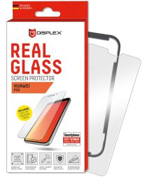 Displex 2D Real Glass + Frame Huawei P20 Screen Protector