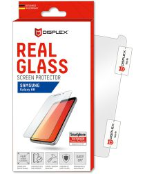 Displex 2D Real Glass Samsung Galaxy A8 (2018) Screen Protector