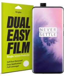 Ringke Dual Easy OnePlus 7 Pro Screen Protector (2-Pack)