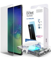 Whitestone Dome Glass Samsung Galaxy S10 Plus Screen Protector