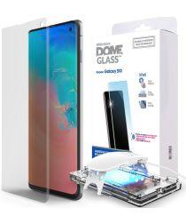 Whitestone Dome Glass Samsung Galaxy S10 Screenprotector