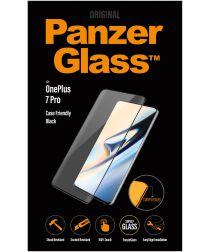 PanzerGlass OnePlus 7(T) Pro Case Friendly Screenprotector Zwart