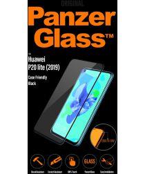 PanzerGlass Huawei P20 Lite (2019) Case Friendly Screenprotector Zwart