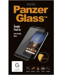 PanzerGlass Google Pixel 3A Case Friendly Screenprotector Zwart