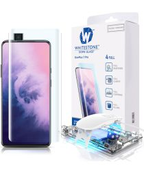 Whitestone Dome Glass OnePlus 7 Pro / 7T Pro Screen Protector