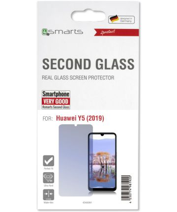 4Smarts Second Glass Huawei Y5 (2019)