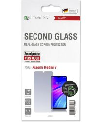 4Smarts Second Glass Limited Cover Xiaomi Redmi 7
