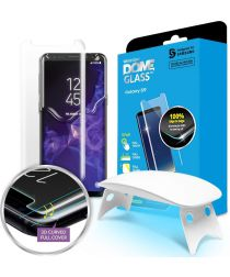 Whitestone Dome Glass Samsung Galaxy S9 Screen Protector