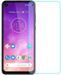 Motorola One Vision Tempered Glass Clear
