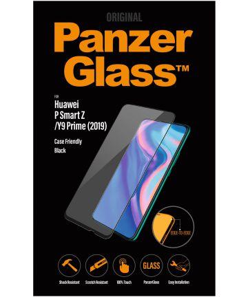 PanzerGlass Huawei P Smart Z Case Friendly Screenprotector Zwart
