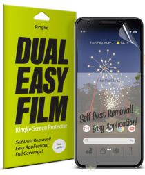 Ringke Dual Easy Google Pixel 3a XL Screen Protector (2-Pack)