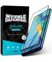 Ringke ID Tempered Glass 0.33mm Screen Protector Huawei P30 Zwart