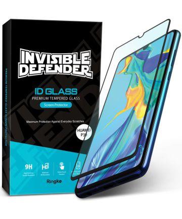 Ringke ID Glass 0.33mm Huawei P30 Zwart