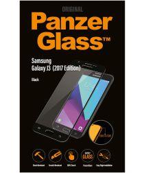 PanzerGlass Samsung Galaxy J3 2017 Case Friendly Screenprotector Zwart