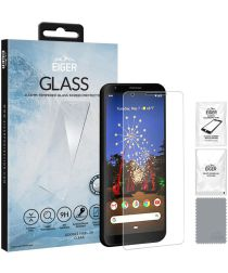 Eiger Glass Tempered Glass Screen Protector Google Pixel 3a XL