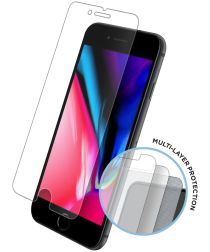 Eiger Tri Flex High Impact Screen Protector iPhone 8 / 7 / 6(S) 2-Pack