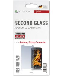4Smarts Second Glass Tempered Glass Screen Protector Galaxy Xcover 4s