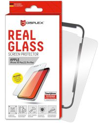Displex 2D Real Glass + Frame Apple iPhone 11 Pro Max Screen Protector